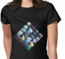 Chocolate palette Womens Fitted T-Shirt