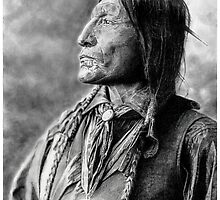 """CHIEF WOLF ROBE"" by Denny Karchner"