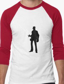 TF2 - Team Fortress 2 Sniper Shirt/Poster  Men's Baseball ¾ T-Shirt