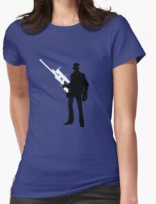 TF2 - Team Fortress 2 Sniper Shirt/Poster  Womens Fitted T-Shirt