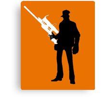 TF2 - Team Fortress 2 Sniper Shirt/Poster  Canvas Print