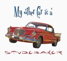 My Other Car is a Studebaker by David de Groot