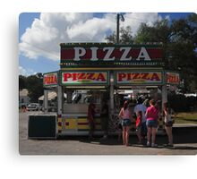 The Concession Stand 2 Canvas Print