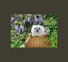 Snowdrop the Maltese - Hide & Seek Unisex T-Shirt