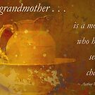 """A Grandmother . . ."" card by Rosalie Dale"