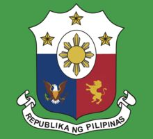 Philippines Shield by kayve