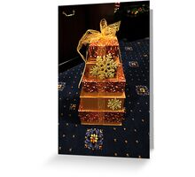 Tower of Treats Greeting Card