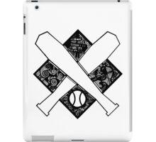 Baseball Crest iPad Case/Skin