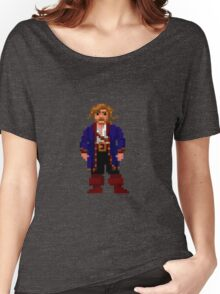 Guybrush Threepwood Women's Relaxed Fit T-Shirt