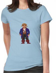 Guybrush Threepwood Womens Fitted T-Shirt
