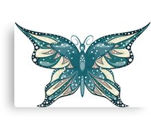 Fantasy butterfly 3 Canvas Print