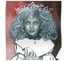 Petit Mal (A Portrait of JonBenet Ramsey) Poster