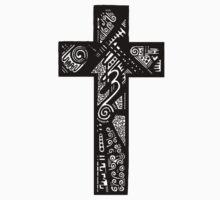 Cross by Oscar Valdez