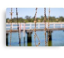 Wired Canvas Print