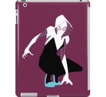 spider-gwen iPad Case/Skin