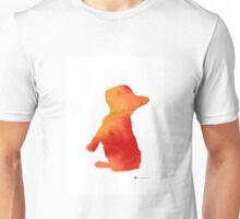 French bulldog for kids silhouette Unisex T-Shirt