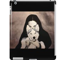 Kelly & Magic Cutrone iPad Case/Skin