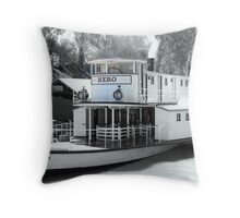 Hero of the Murray Throw Pillow