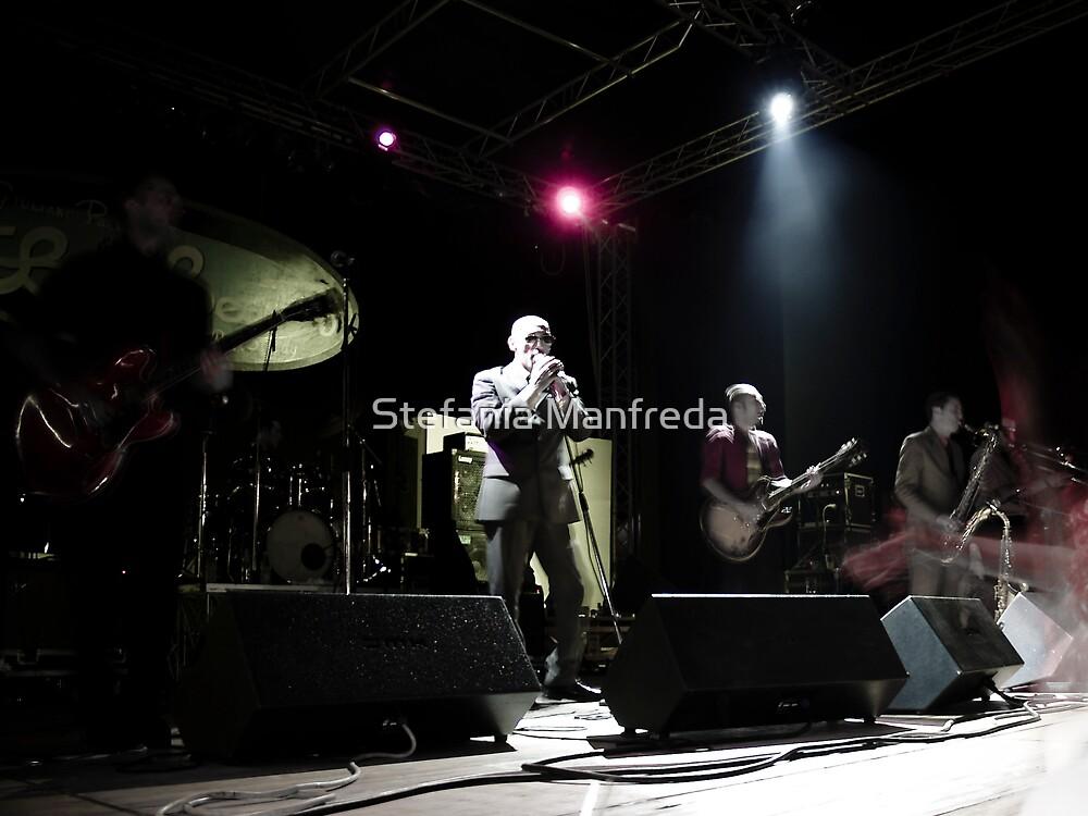 Giuliano Palma & The Bluebeaters by Stefania Manfreda
