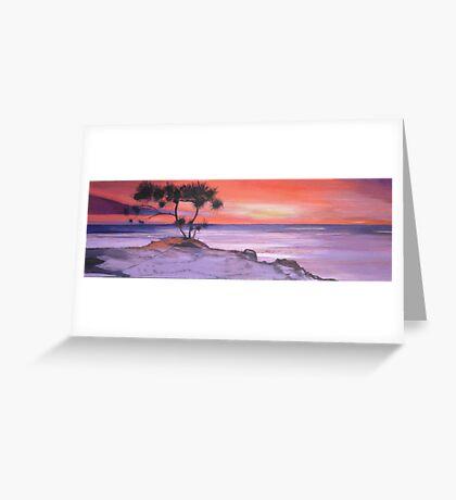 'Serenity' Greeting Card