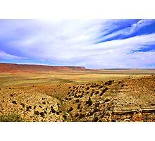 Vermillion Cliffs Photographic Print