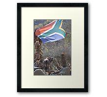 Nyala Origins Framed Print