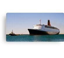 Queen Elizabeth II Canvas Print