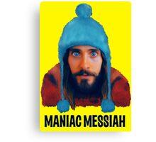 Maniac Messiah  Canvas Print