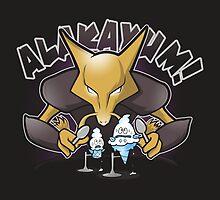 Alakayum! (Pokemon) by Ruwah