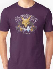 Alakayum! (Pokemon) T-Shirt