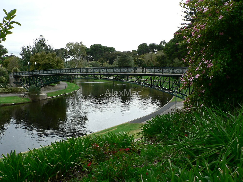 River Torrens by AlexMac