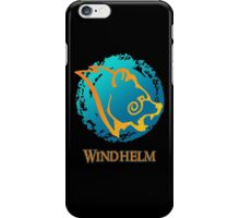 City Seal of Windhelm - The Elder Scrolls iPhone Case/Skin