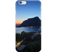 Kalymnos - Telendos after sunset iPhone Case/Skin