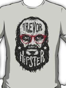 Hipster Trevor with glasses T-Shirt