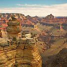 Grand Canyon by Karin  Hildebrand Lau