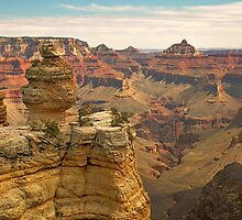 Grand Canyon by Karin  Hildebrand Lau