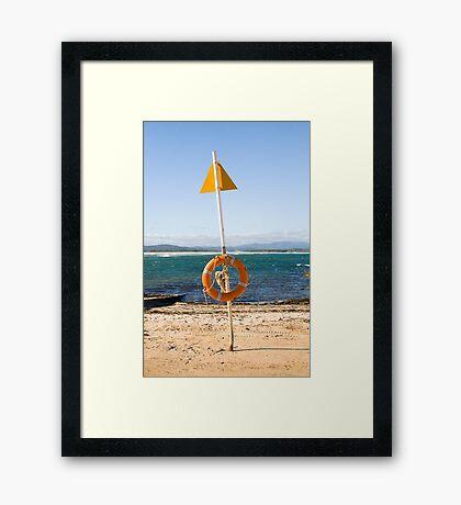 Twofold Bay Framed Print