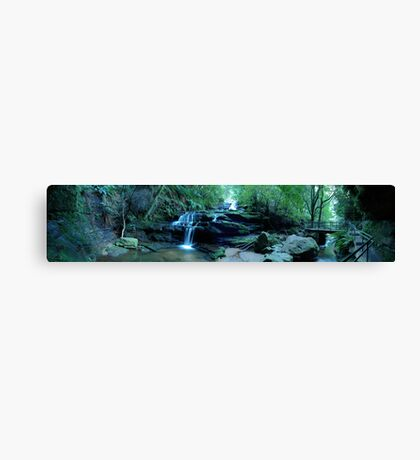 Leura Cascades Canvas Print