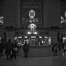 last train by Jaye Heraud