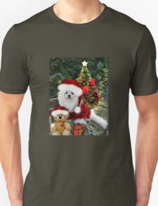 Snowdrop the Maltese & Little Ted T-Shirt