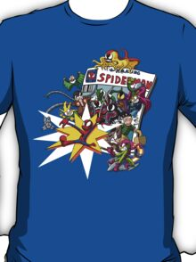 The Amazing Spiderman!! T-Shirt