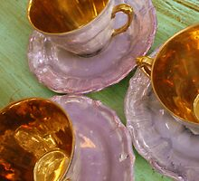 Three Polish Tea Cups by confections