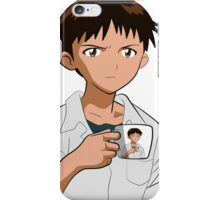 Shinjiception iPhone Case/Skin