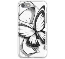 Butterfly Ribbon  iPhone Case/Skin