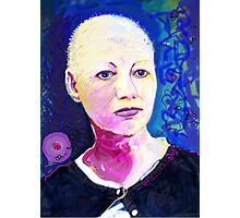 Cameo Chemo-Series One Photographic Print