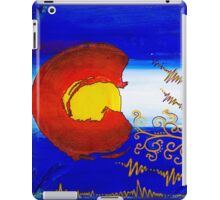 Colorado Flag iPad Case/Skin