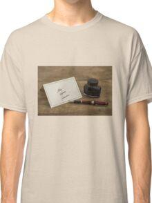 Nillus Illlegitame Carborundum  Classic T-Shirt