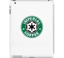 Imperial Coffee iPad Case/Skin
