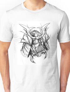 Samurai Vader Unisex T-Shirt
