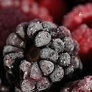 frozen raspberries by mtths